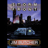 Storm Front: The Dresden Files, Book 1 (Unabridged)