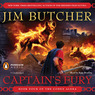 Captain's Fury: Codex Alera, Book 4 (Unabridged)