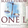 One L: The Turbulent True Story of a First Year at Harvard Law School (Unabridged)