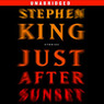 Just After Sunset: Stories (Unabridged)