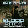 Blood Rites: The Dresden Files, Book 6 (Unabridged)
