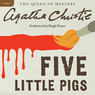 Five Little Pigs (Unabridged)