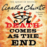 Death Comes as the End (Unabridged)
