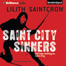 Saint City Sinners: Dante Valentine, Book 4 (Unabridged)