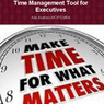 Time Management Tools for Executives (Unabridged)