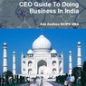 CEO Guide to Doing Business in India (Unabridged)
