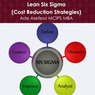 Lean Six Sigma: Cost Reduction Strategies (Unabridged)