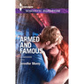 Armed and Famous: Ivy Avengers, Book 2 (Unabridged)