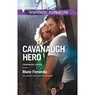 Cavanaugh Hero (Unabridged)