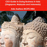 CEO Guide to Doing Business in Asia: Singapore, Malaysia and Indonesia (Unabridged)